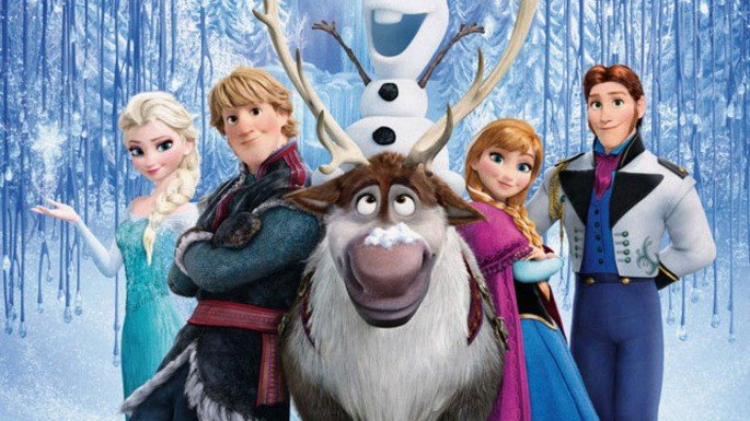 Frozen 2 Disney+