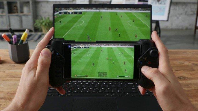 Samsung PlayGalaxy Link Microsoft
