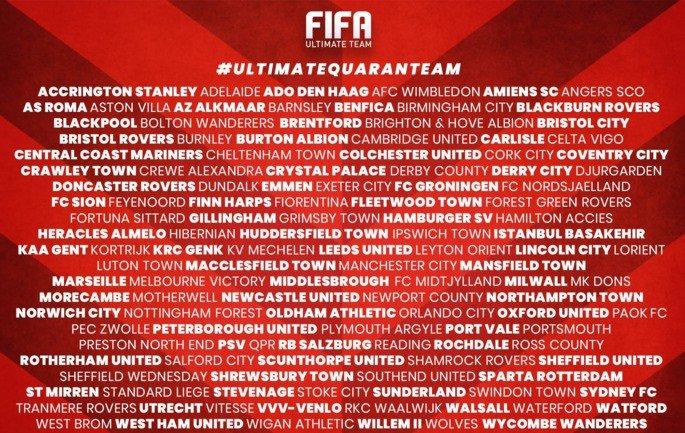 torneio FIFA 20