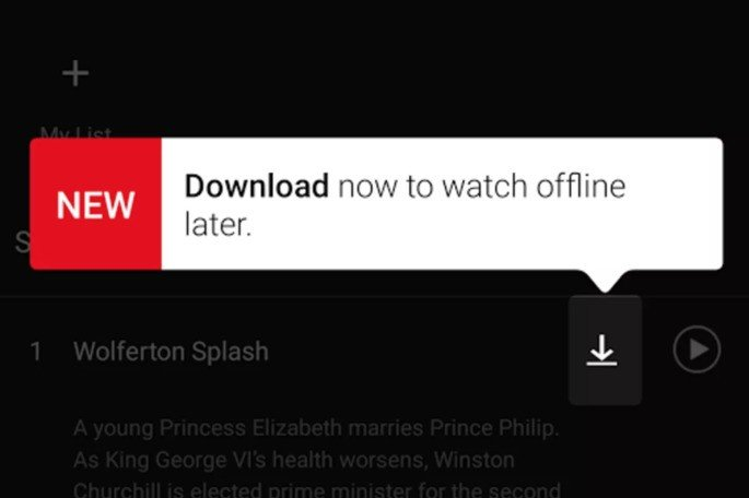 Netflix YouTube Offline