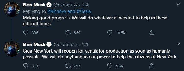 Elon Musk Tesla Twitter