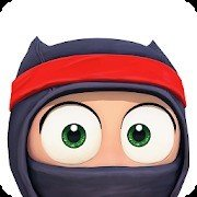 https://play.google.com/store/apps/details?id=com.naturalmotion.clumsyninja