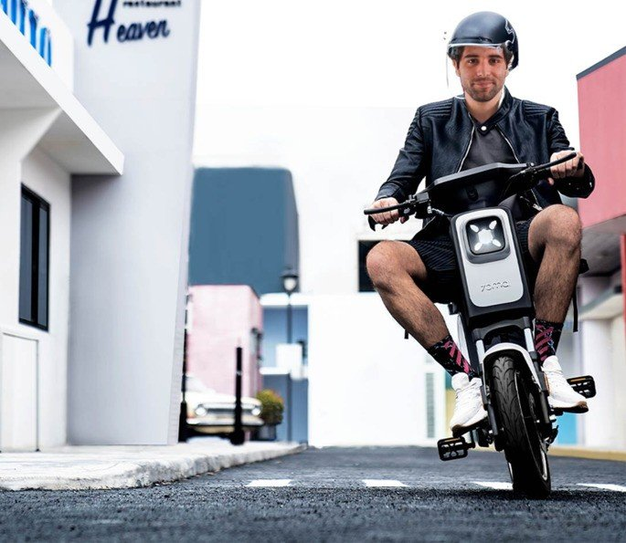 Xiaomi scooter elétrica Filipe Alves