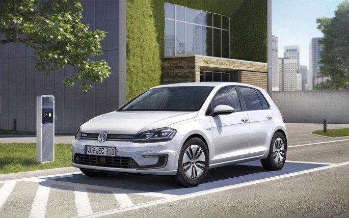 Volkswagen e-Golf carro elétrico