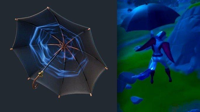 Fortnite guarda-chuva