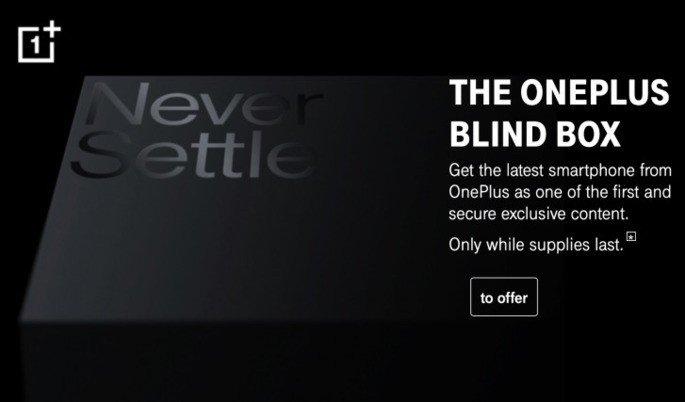 OnePlus Blind Box