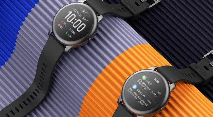 Xiaomi Solar Smartwatch