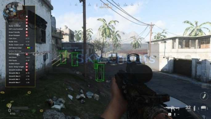 Call of Duty Warzone hack
