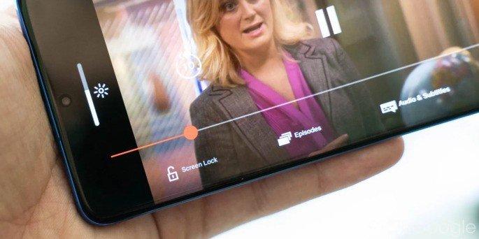 Netflix bloqueio de ecrã