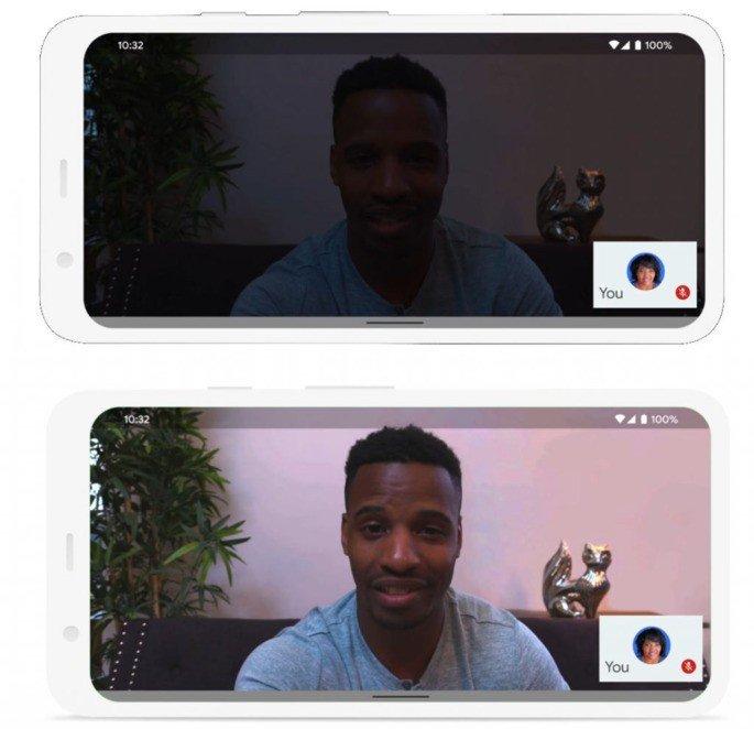 Google Meet Google Duo nova funcionalidade