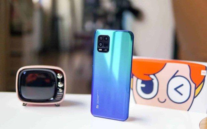 Xiaomi Mi 10 Lite Zoom Europa