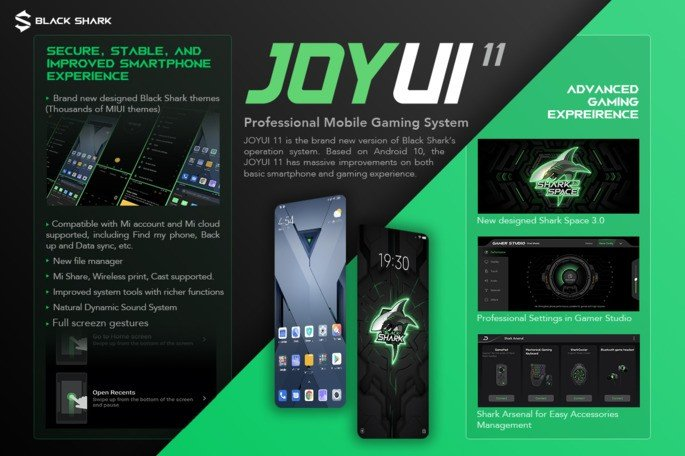Xiaomi Black Shark 2 Android 10