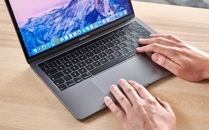 Apple MacBook Pro 13' polegadas 2020