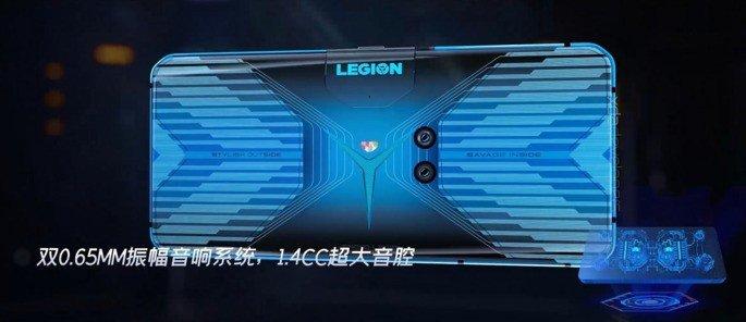 Lenovo Legion smartphone topo de gama