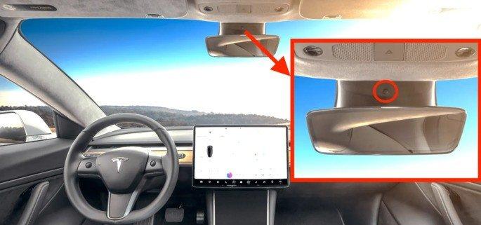 Tesla Elon Musk vídeo-chamadas