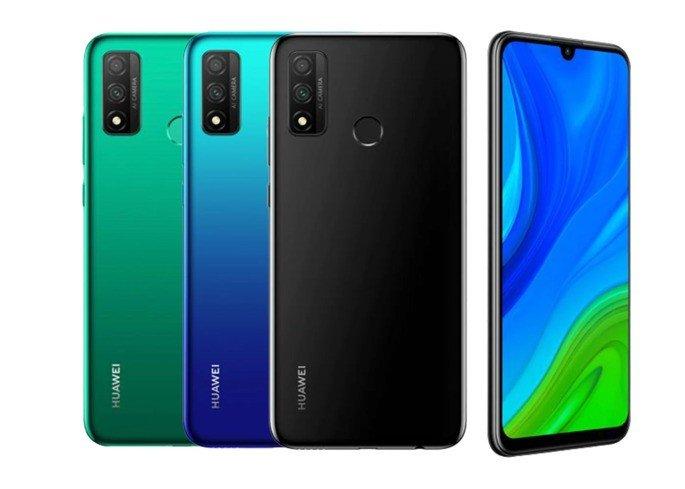 Huawei P Smart 2020 Europa