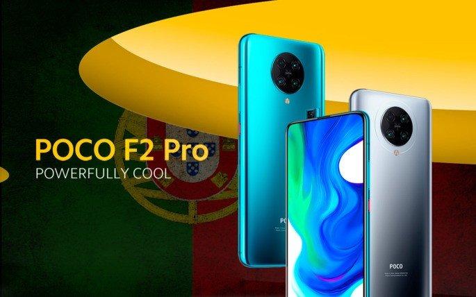 Xiaomi Poco F2 Pro Portugal