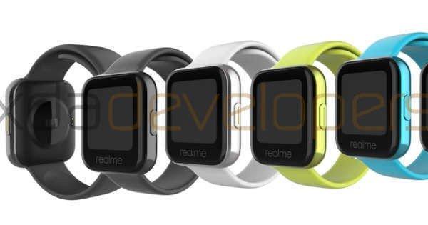 Realme Smartwatch design