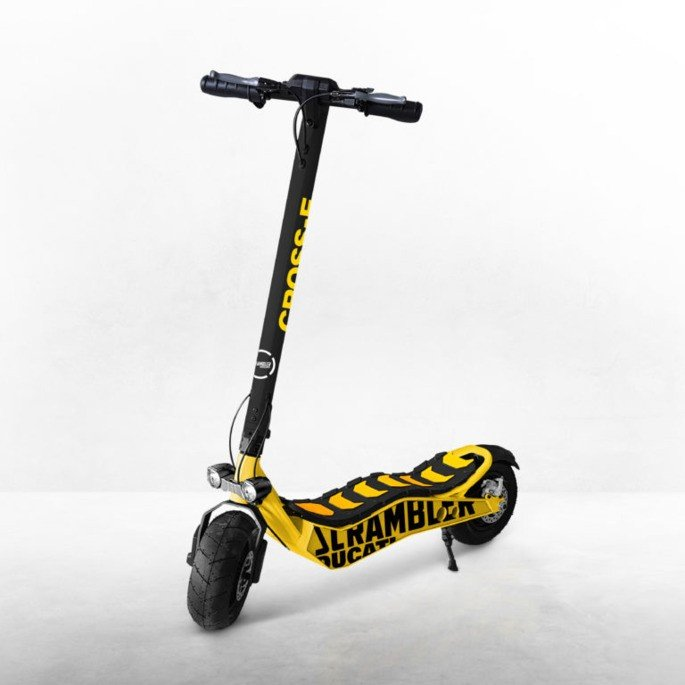 Ducati Scrambler Cross-E trotinete elétrica