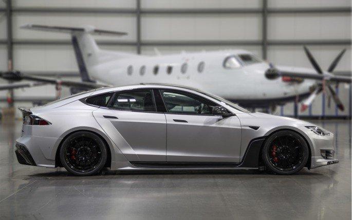 Tesla Tuning carro elétrico