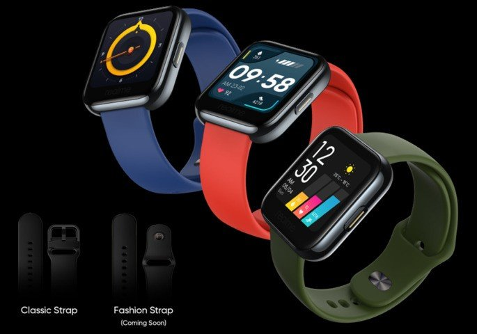 Realme Watch smartwatch