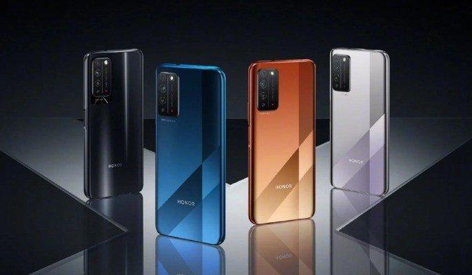 Huawei Honor X10 oficial
