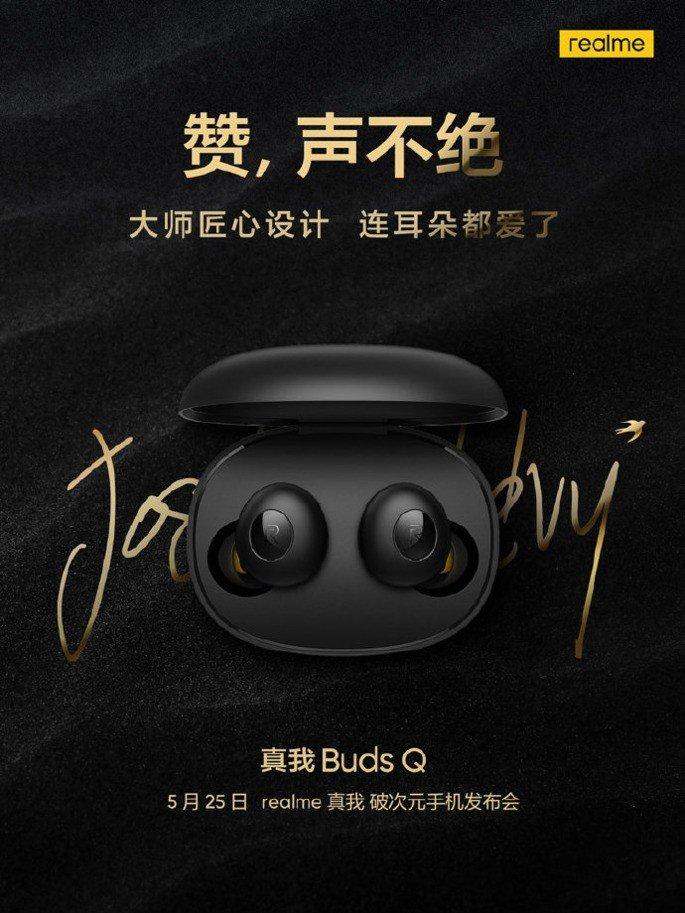 Realme Buds Q earphones TWS