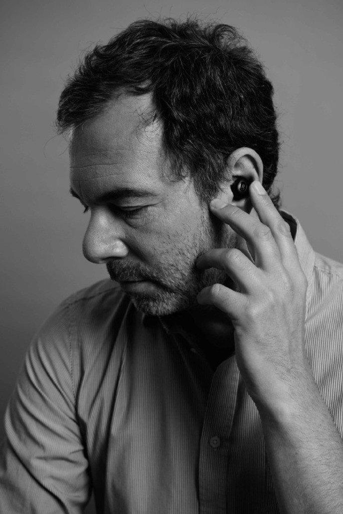 Jose Levy designer dos Realme Buds Q