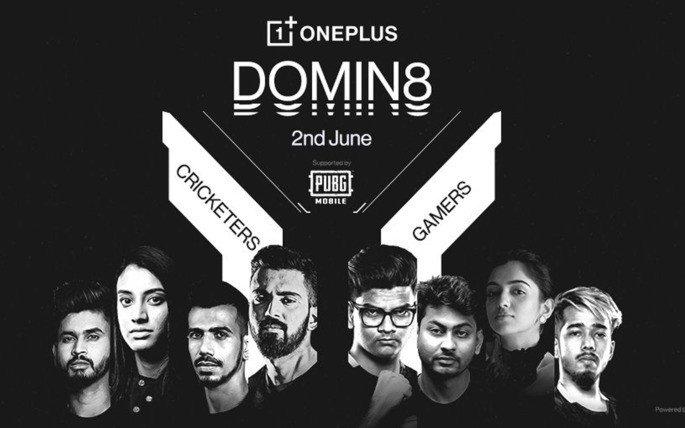 OnePlus Domin8 PUBG Mobile