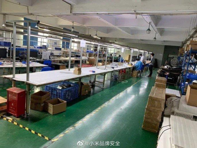Fabrica Xiaomi AirDots organização criminosa