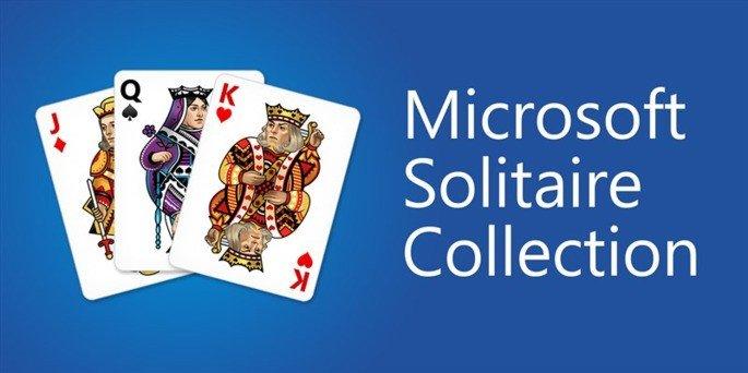 Microsoft Solitário 30 anos