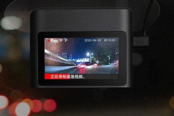 Xiaomi dashcamera