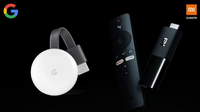 Google Chromecast Xiaomi Mi TV Stick