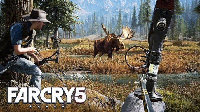 Far Cry 5 will be free for a limited time! Another opportunity not to ...