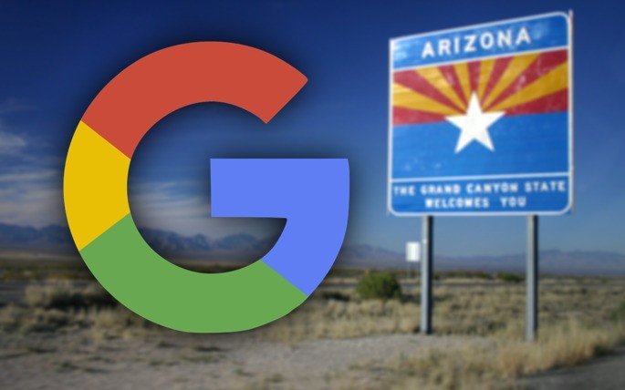 Google multa arizona