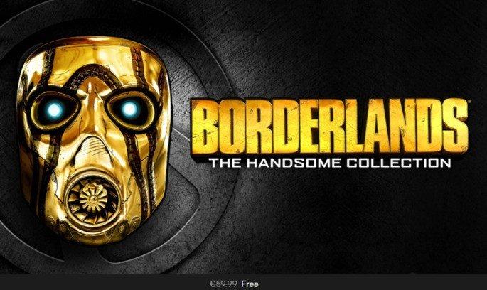 Borderlands Grátis Epic Games Store