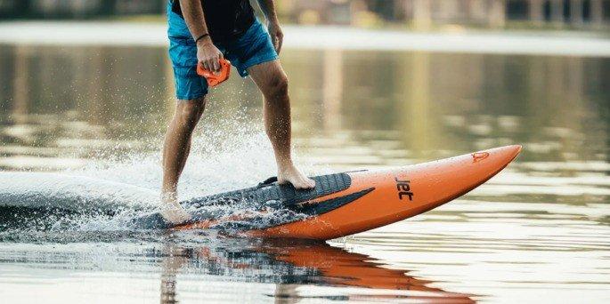 YuJet Surfer prancha de surf elétrica