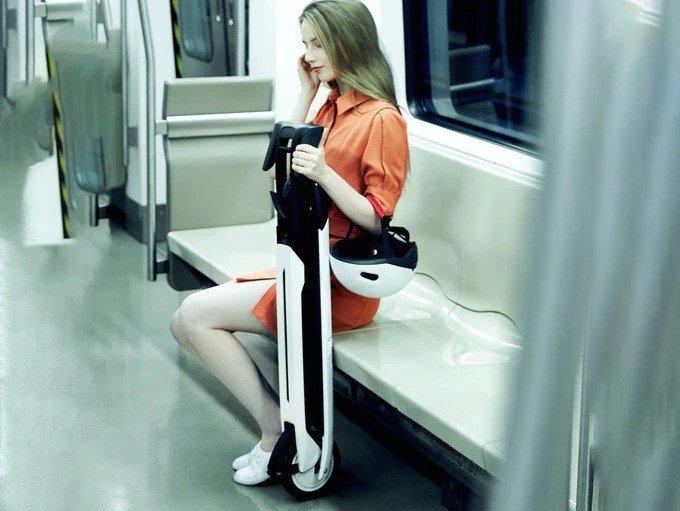 Trotinete elétrica Ninebot scooter