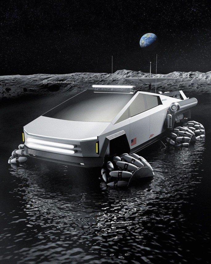 Tesla Cybertruck Lua