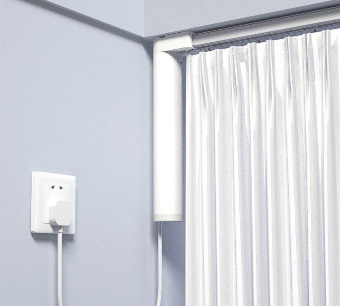 Xiaomi cortinas inteligentes