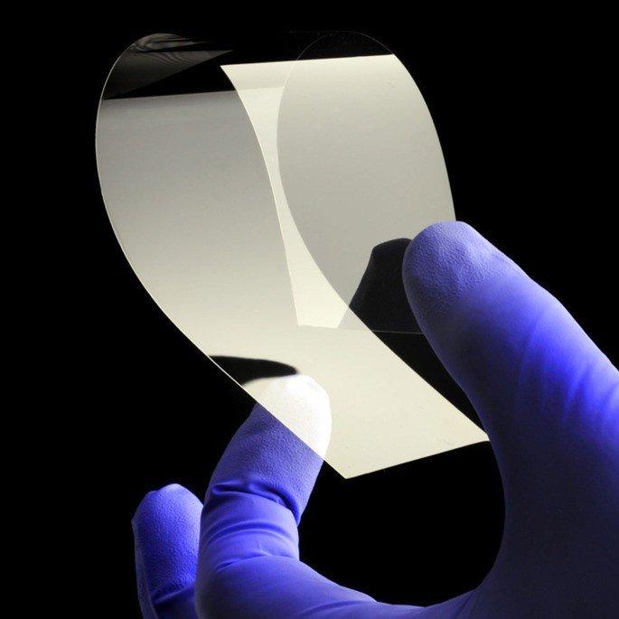 Smartphone dobrável Corning Gorilla Glass
