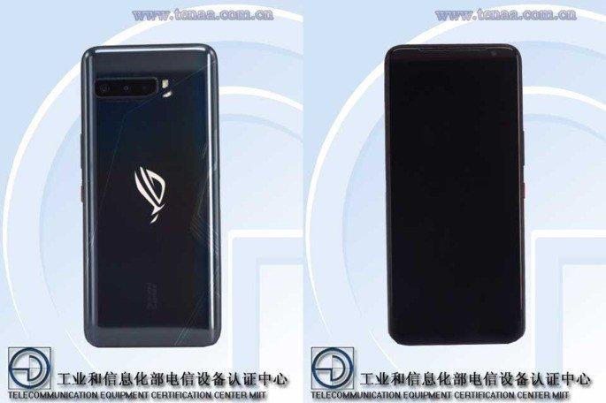 ASUS ROG Phone 3 TENAA
