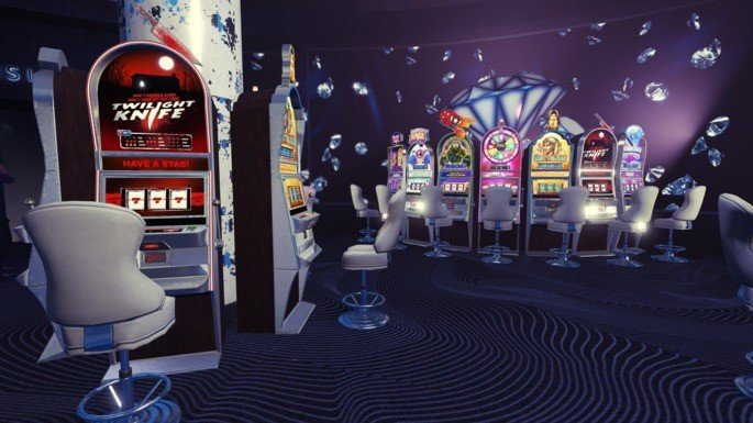 Slot Machines GTA Online