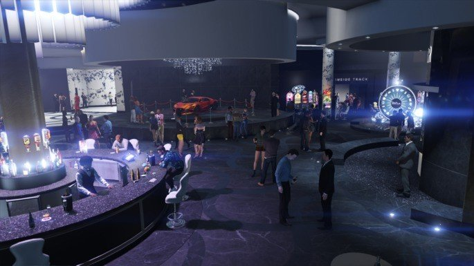 The Diamond Casino GTA Online