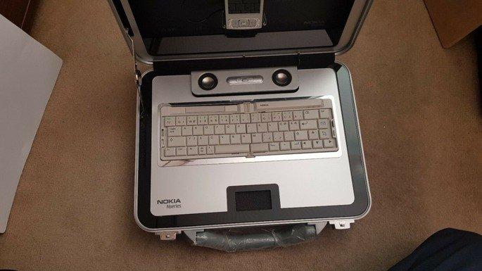 Nokia N95 caixa computador portátil