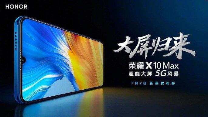Huawei Honor X10 Max