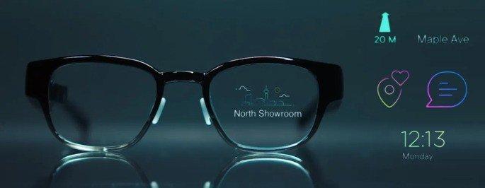Google Glasses North Focals