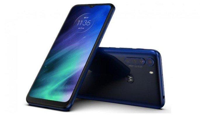 Motorola One Fusion oficial