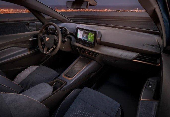 Seat Cupra el-Born