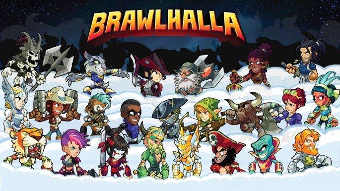 Brawlhalla iOS Android